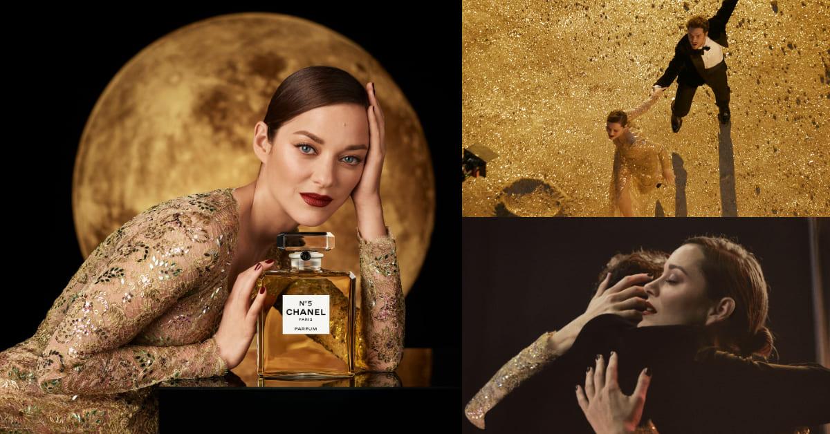 香奈兒5號香水全新廣告!奥斯卡影后能歌善舞,迎接創立100週年