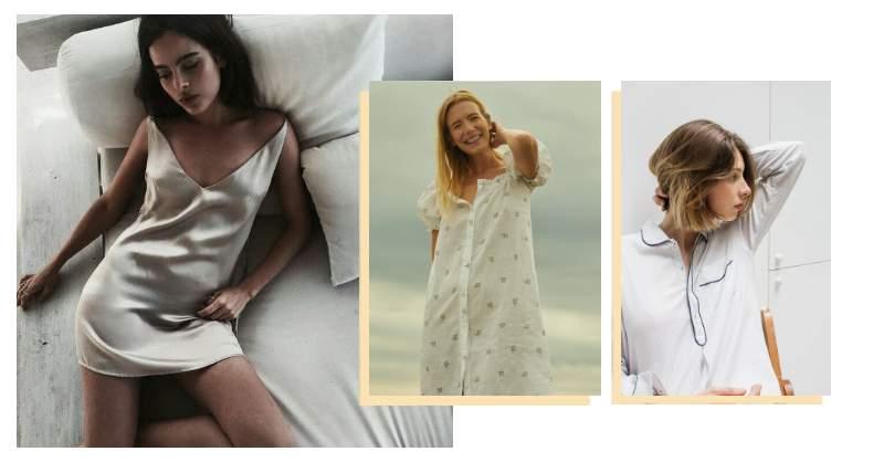 快丟掉妳的運動睡衣!這6個品牌的睡衣不只美到能穿上街,還能讓男友讚不絕口
