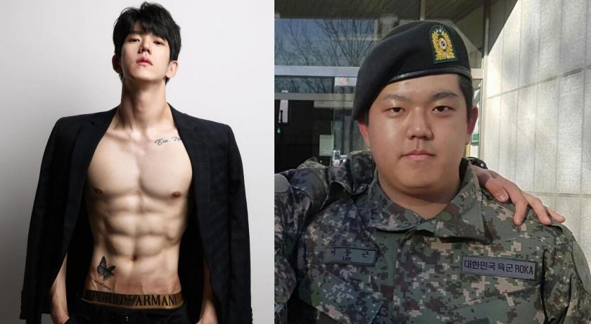 腹肌線條太誘人啦!南韓偶像自曝黑歷史,「胖子變男神」網友力讚:「真的是潛力股」!