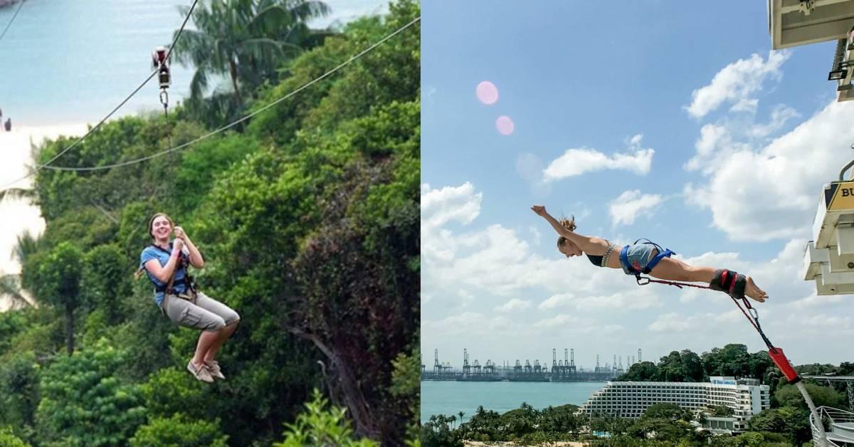 【新加坡】新加坡必去體驗推薦!高空彈跳、叢林滑索、VR虛擬實境體驗、聖淘沙空中天橋,最新最好玩的新加坡體驗都在這!