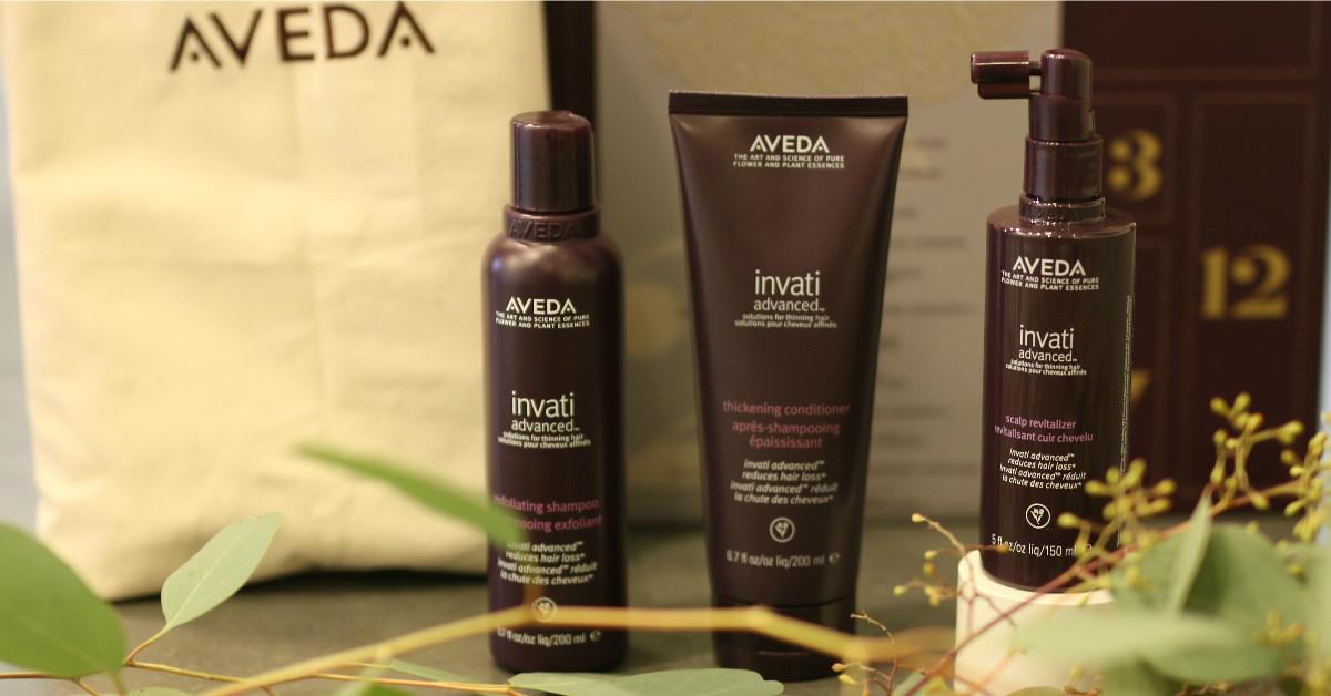 頭髮扁塌好困擾?細軟髮救星來了!AVEDA最熱賣的蘊活菁華系列推出2.0升級版