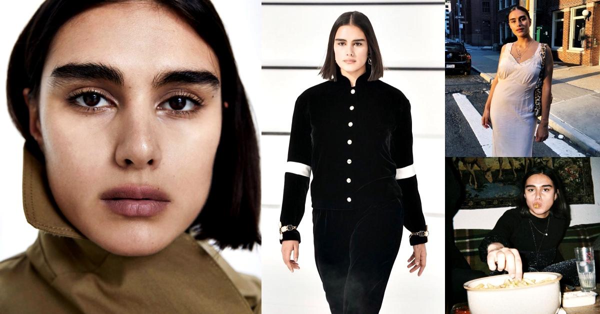 首位「大尺碼模特兒」登上Chanel、Fendi大秀!Jill Kortleve:「別被體重綁架,女生有小腹很正常!」