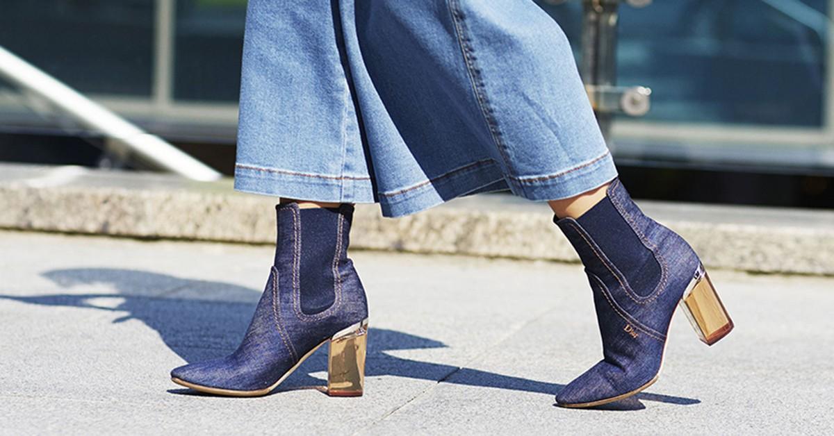 秋冬Ankle Boots正火熱,簡單四招讓你輕鬆挑對鞋型