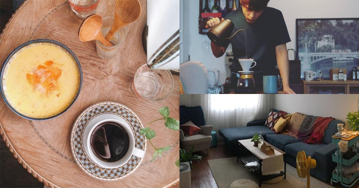 萬華咖啡廳推薦「城五」,沒有菜單、營業時間,去做客之前先私約好,老公寓的主人是貓咪