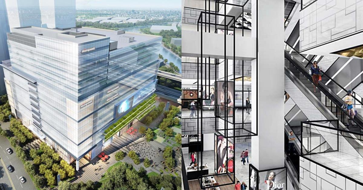 「宏匯廣場」超大百貨插旗新莊!400間品牌、VR主題樂園,3大特色一次看