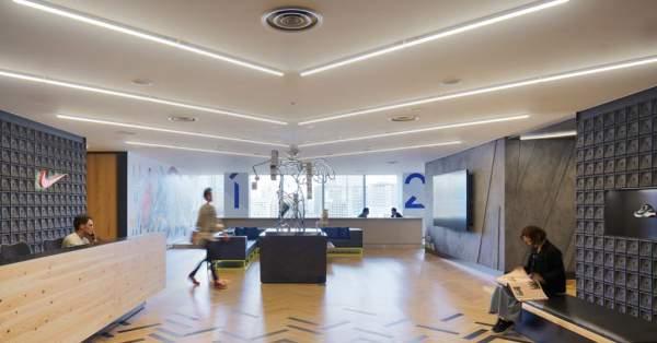 Nike 東京總部太迷人,一窺這個運動品牌先鋒於六本木的全新辦公室!