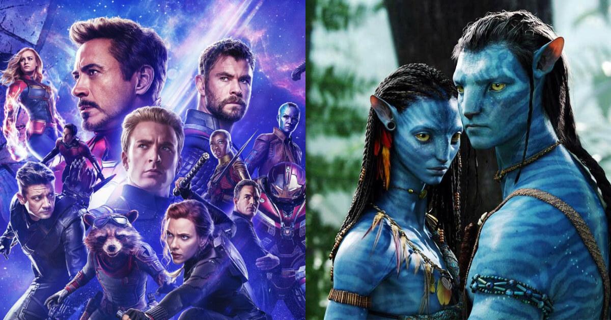 《復仇者聯盟4》擠下《阿凡達》成全球影史最賣座電影!比它更厲害的還有「這部片」