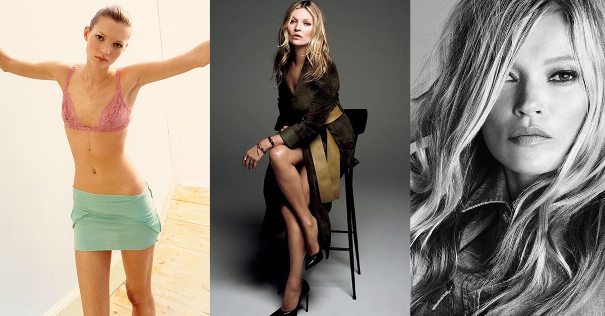 【克編雜記】才167cm、雀斑長滿臉,歷經過瘦抨擊與吸毒事件,Kate Moss為何穩坐超模寶座?