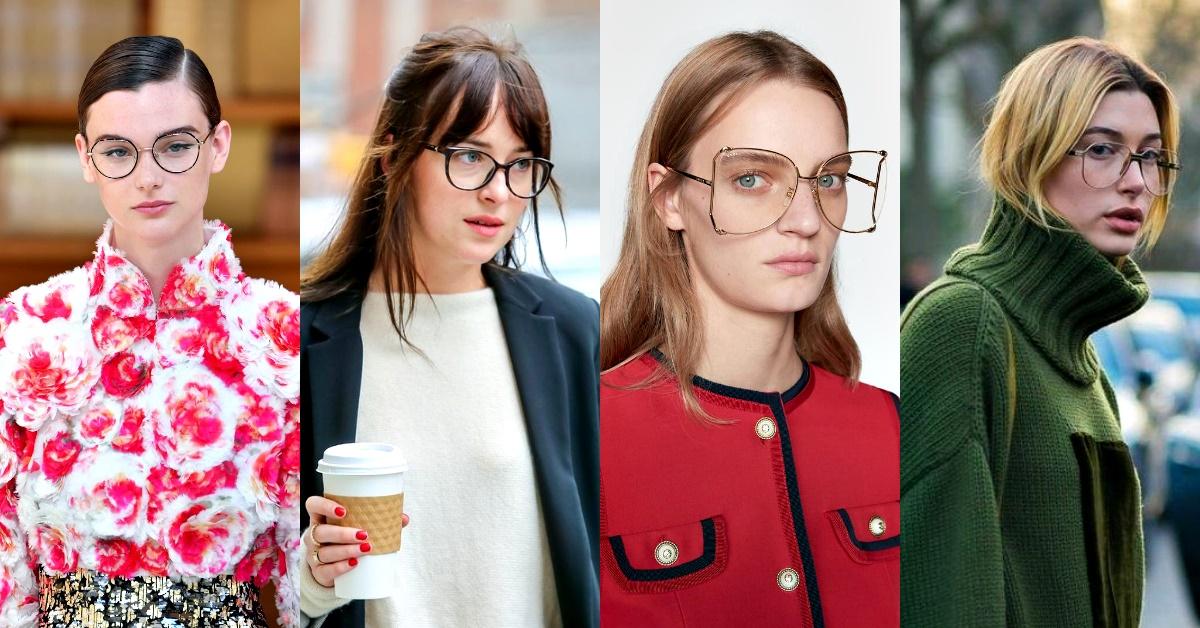防疫危急期不要戴隱形眼鏡!時髦眼鏡幫你遠離病毒,2020年流行眼鏡趨勢一次看