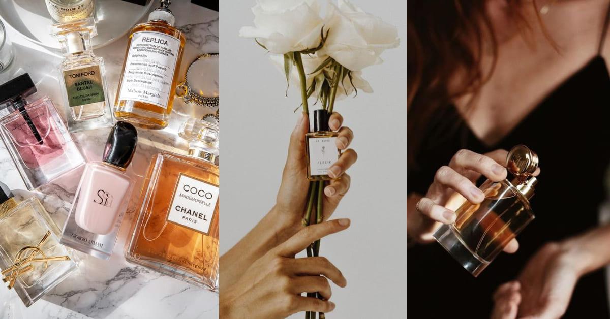 香水沒有保鮮期放越久越香?5個你不知道的用香小秘密,原來香氛價差大關鍵在這裡...