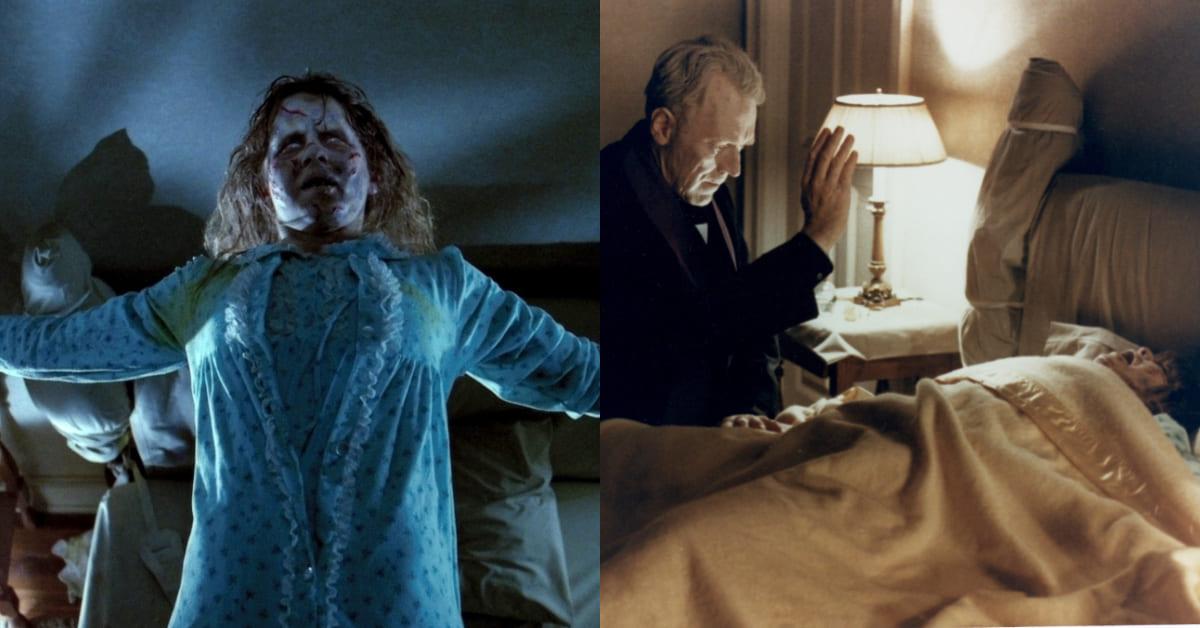 恐怖片迷公認史上最經典,《大法師》完整版萬聖節前夕上映,刪減戲份一次大公開!