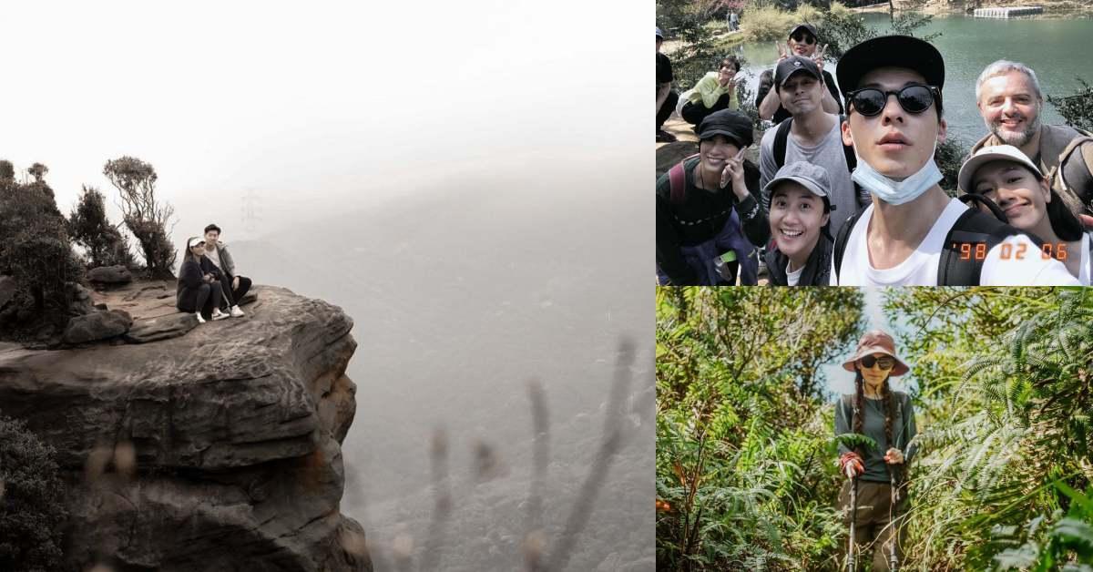汐止「新山夢湖」躍升最新「網美山」 !總長不到2公里,初學者或許可撞見許光漢、田馥甄
