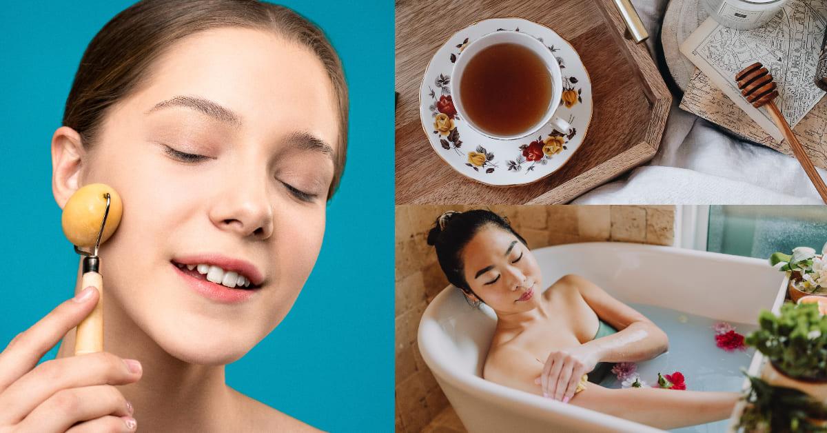消水腫按摩有效嗎?6招水腫退散小撇步公開,泡澡輕壓、刮痧排毒…「這個」飲品最有效