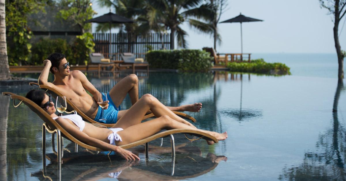 【曼谷達人尼克專欄】泰國皇室度假勝地華欣 最棒Villa都在這
