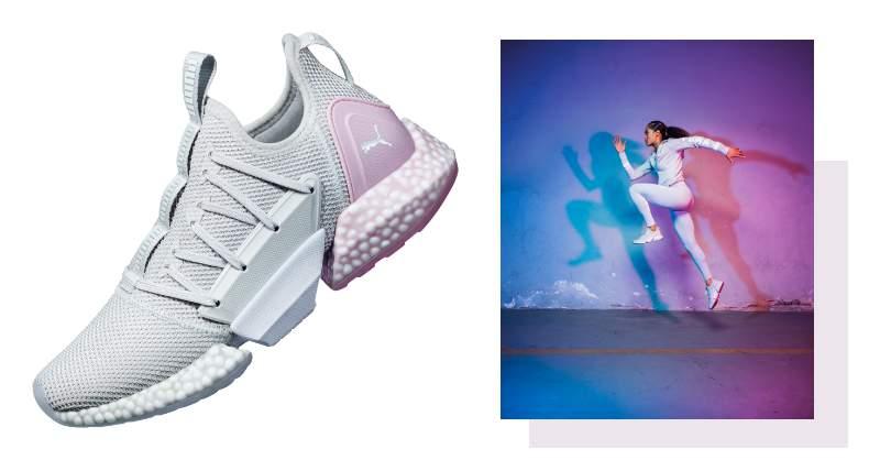 鞋底藏進小珍珠會不會太夢幻?這雙「輕粉系」慢跑鞋絕對讓妳愛不釋手!