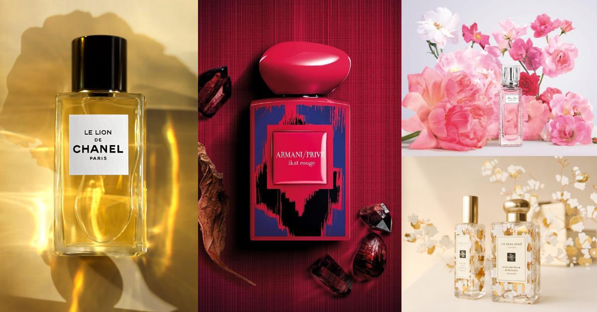 2021香水推薦Top 12!Chanel、Jo Malone、Dior、Tom Ford...男人回頭率直逼200%的香味