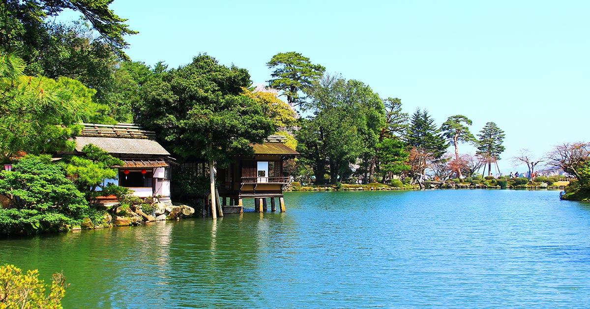 出國老是去東京、大阪了無新意?這4大自助遊日本北陸的景點一定要筆記
