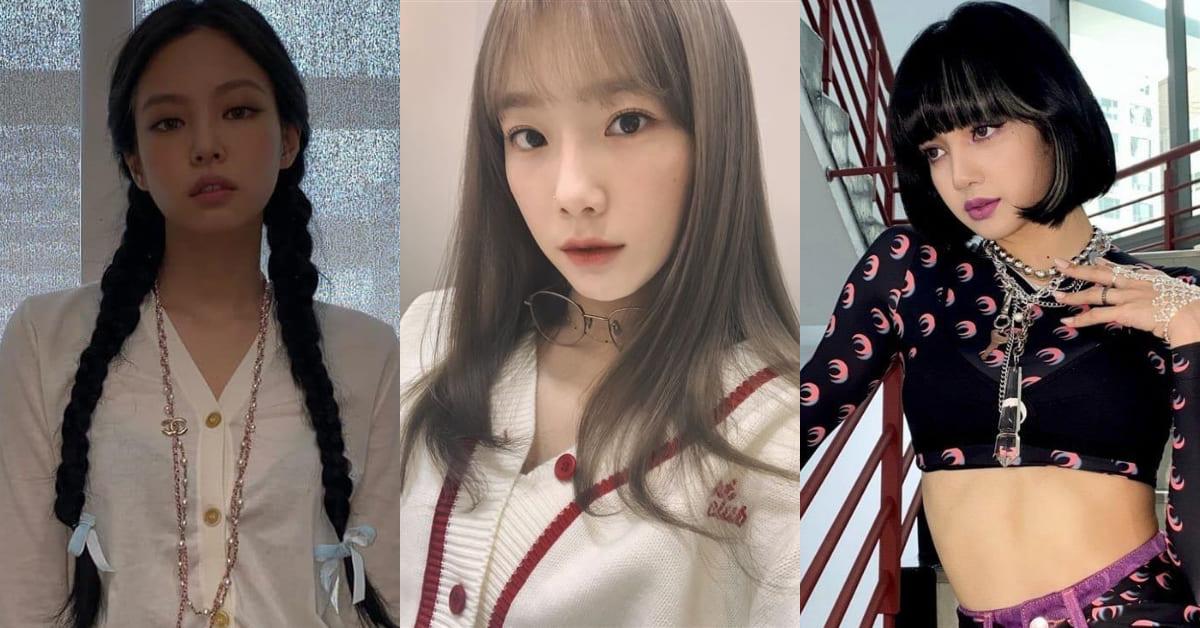 BLACKPINK Lisa跌出榜外?南韓女團個人評價Top10,太妍單飛更亮眼!