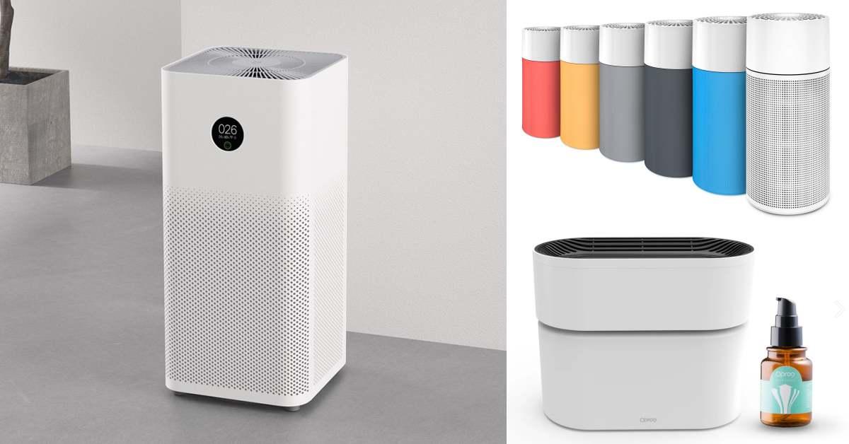 防疫期間空氣要顧!家用5款萬元內熱門「空氣清淨機」推薦!在家也能聞到大自然