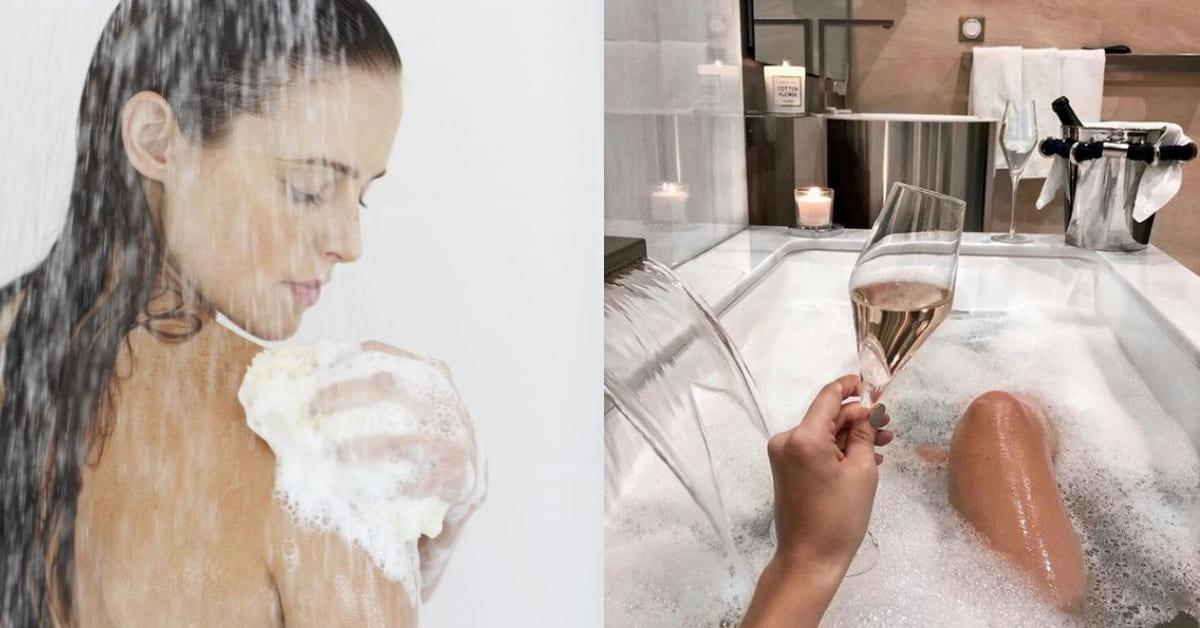 洗澡洗對可消耗一個甜甜圈的熱量?關於5個洗澡的小秘密,連小S都有興趣!