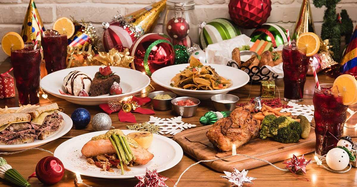 天哪煙火離我好近!跨年就在這些餐廳吃美食迎接新年~