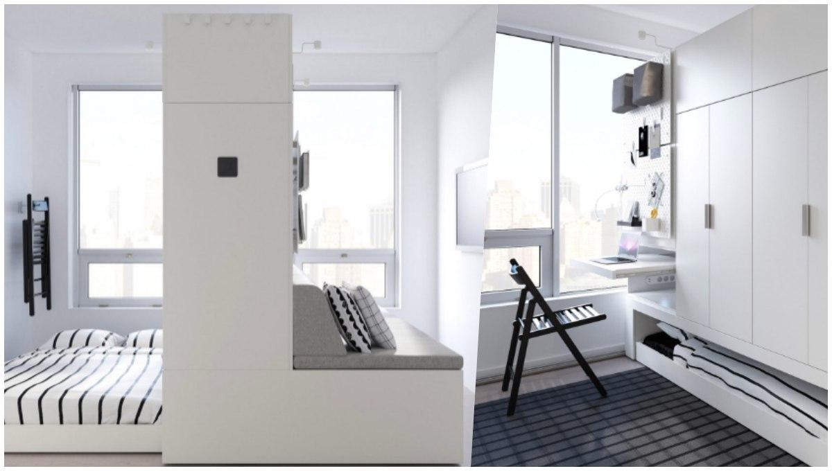 最強租屋神器!IKEA「智能移動家具」桌子、床、沙發通通在頭,吃喝玩樂一組搞定