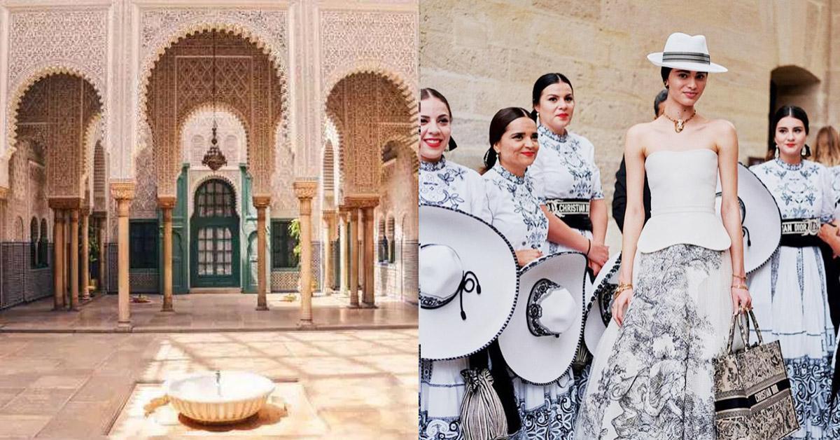 今年最矚目的大秀!Dior 2020年早春發佈登陸摩洛哥大城,化身時尚之都