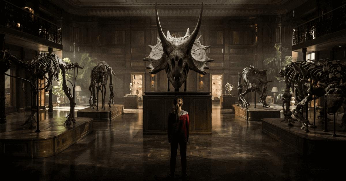 《侏儸紀世界》最新預告釋出!短短15秒 馬上感受到火山爆發與被恐龍追的驚心動魄!