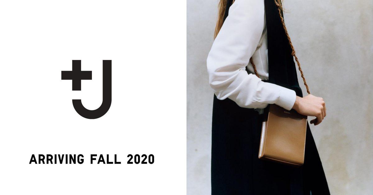 Uniqlo 2020最受矚目聯名!「+J」睽違9年秋冬再登場!極簡女王霸氣回歸