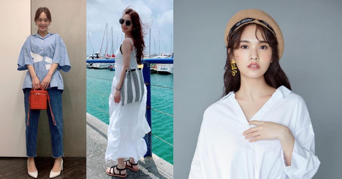 楊丞琳的私著簡直女孩穿搭聖經!你一定想不到她全身都是「平價」品牌