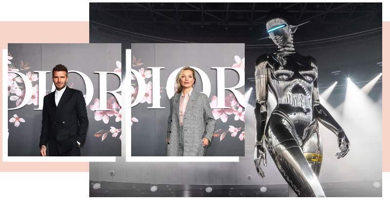 Bella Hadid、Kate Moss及貝克漢飛過半個地球到東京都是為了他?