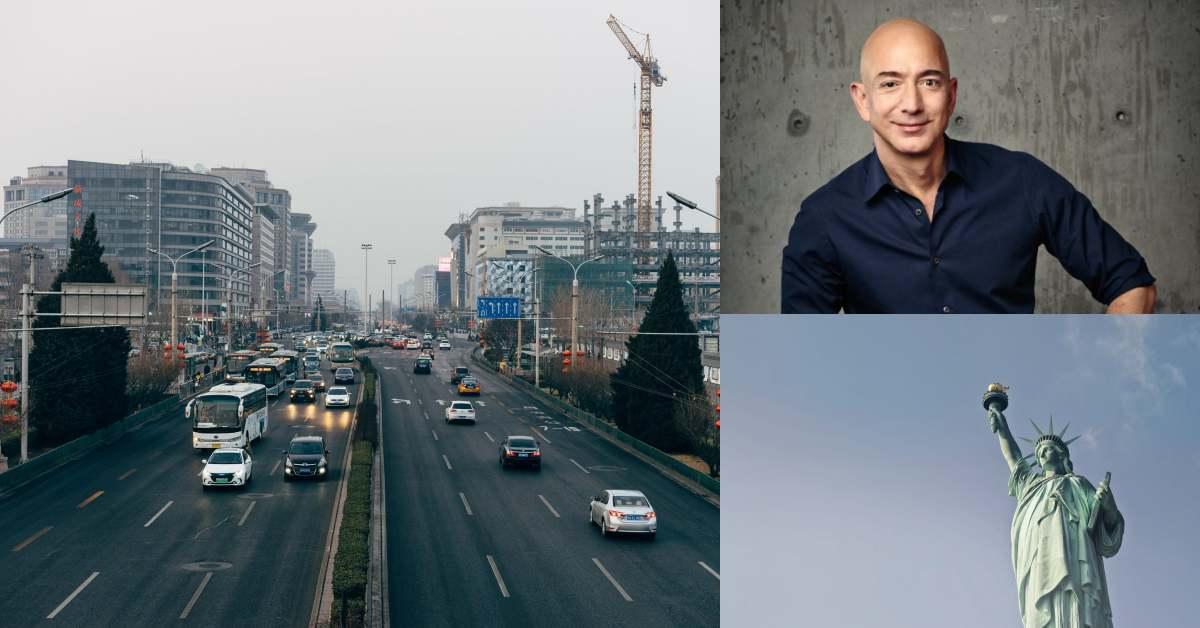 2021全球最富有城市出爐!前5名中亞洲搶下3席,美國724位億萬富翁領先中國