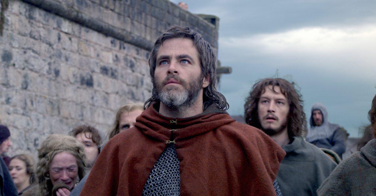 等不及《神力女超人2》?先來看克里斯潘恩新作《不法國王》演繹蘇格蘭英雄
