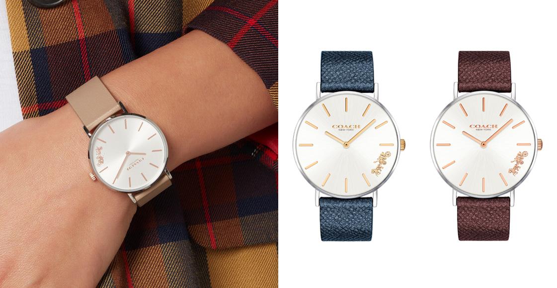 【2018聖誕倒數 Day 2】顛覆你對Coach錶的印象!超過40種設計,佛心價不吃土也能擁有