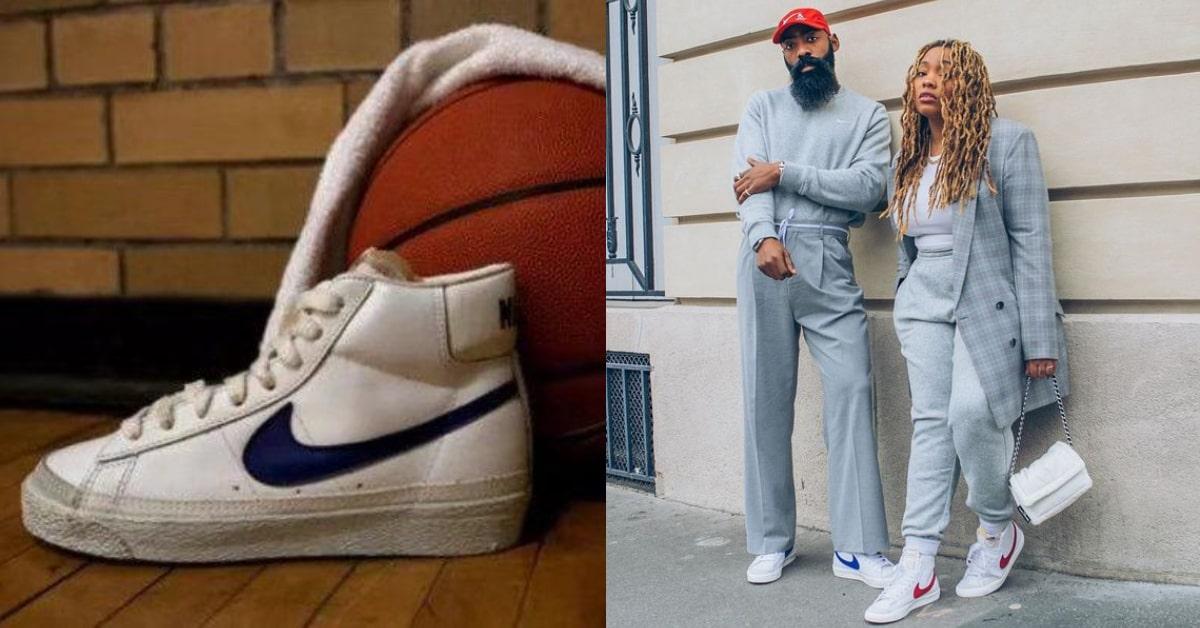 Nike Blazer經典不敗,從球星到一線設計師都難逃魅力!