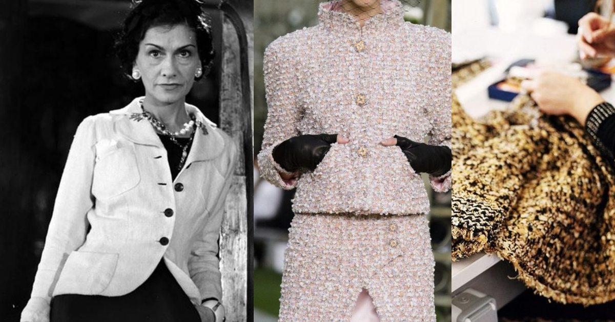 【10Why個為什麼】誕生百年,Chanel斜紋軟呢外套靠「這件事」站穩時尚的不敗地位