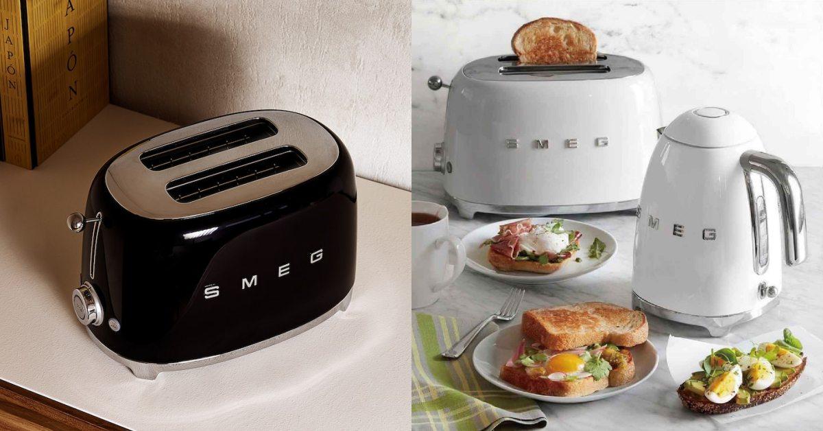 Zara Home推出「廚房小家電」系列!吐司機、熱水壺每樣都超級有質感