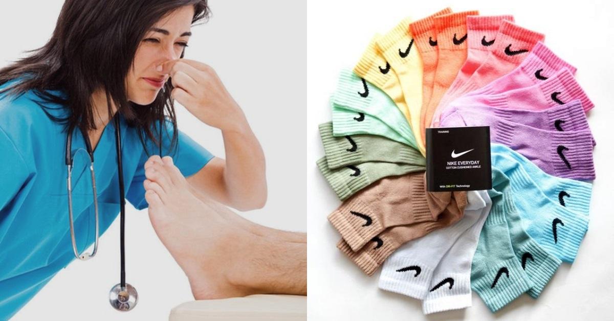 襪子清洗方式很重要!60%「腳臭」因為襪子太髒,4招保住彈性又沒臭味