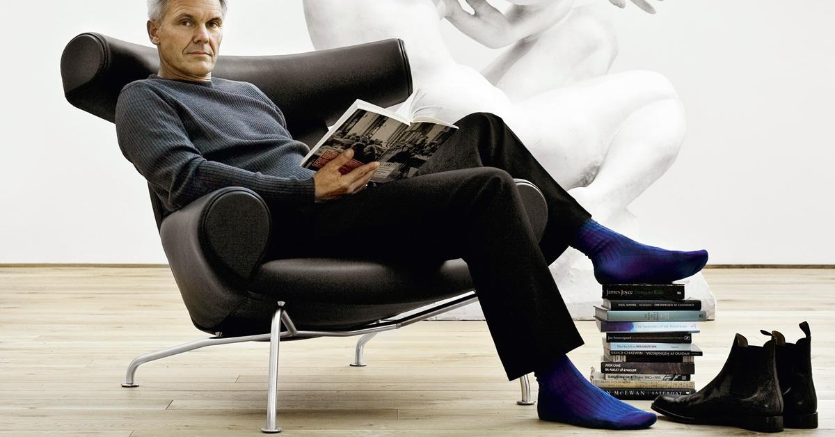 Ox Chair公牛椅 演繹大師完美經典