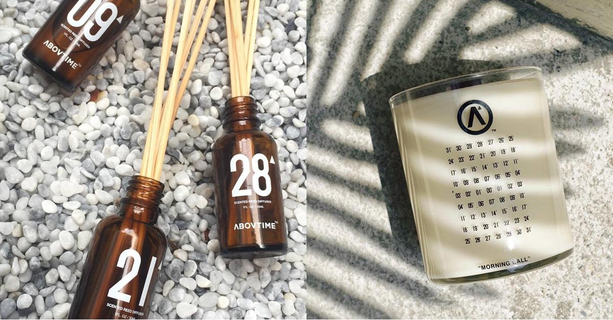 「燭芯是木片,燃燒時會釋放木質氣味」這個MIT香氛品牌讓文青們、時尚迷都瘋買!