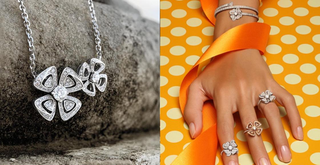 寶格麗入門款珠寶再一新作「Fiorever」五萬出頭就能擁有!