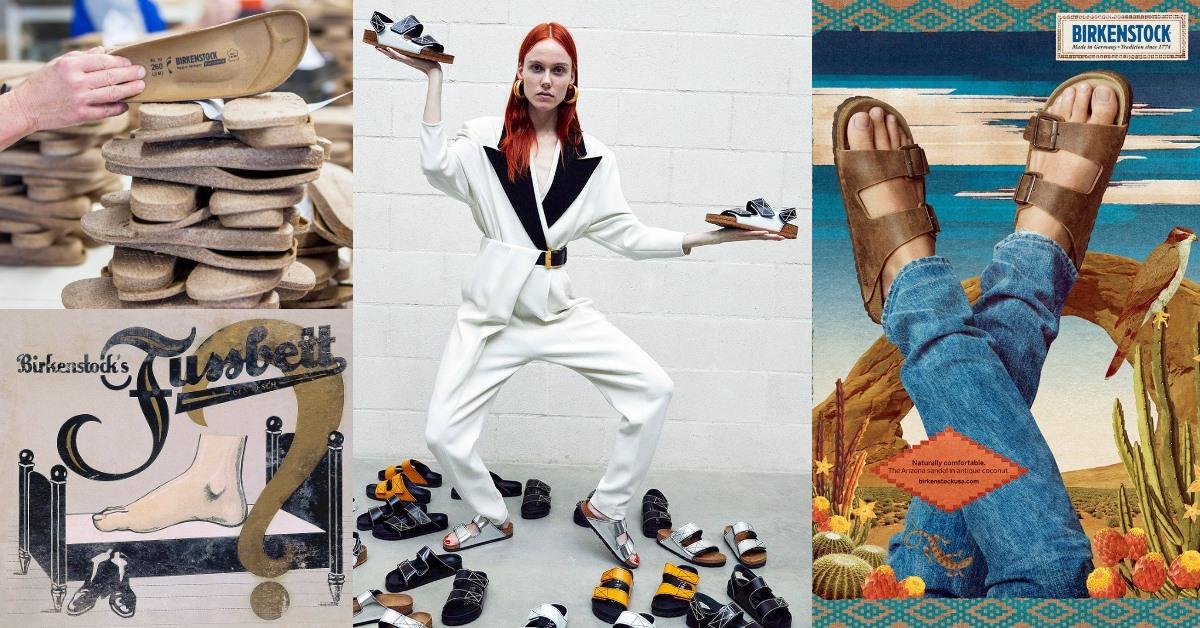 【百年俱樂部】246歲「勃肯鞋」史上最傲嬌!曾打臉Supreme,解密「醜鞋」怎麼瘋迷全球潮人