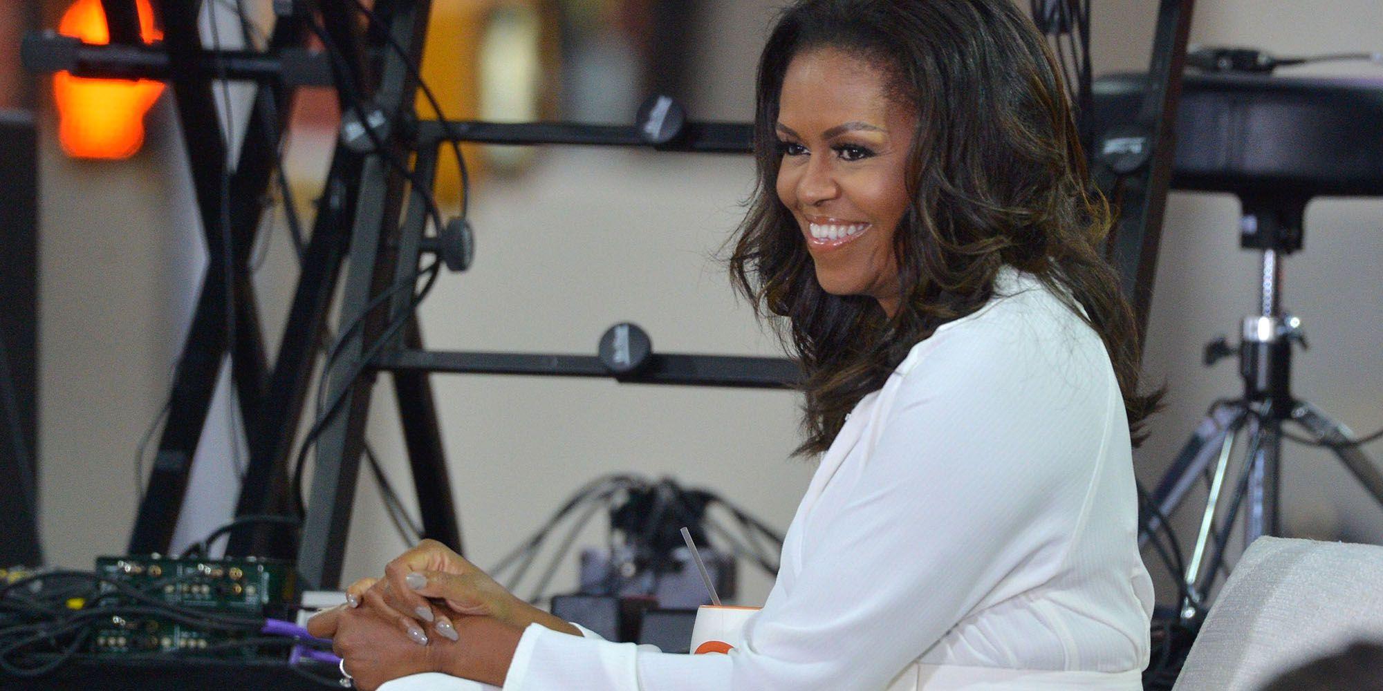 #MeToo 運動一年過去了!前美總統夫人米雪兒歐巴馬:「我們正在為下一代鋪正確的道路」