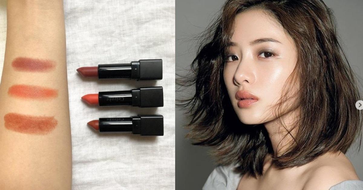 日本女星幾乎人手一支!這款「謎樣唇膏」超搶手,大家排了一年就是要等它!