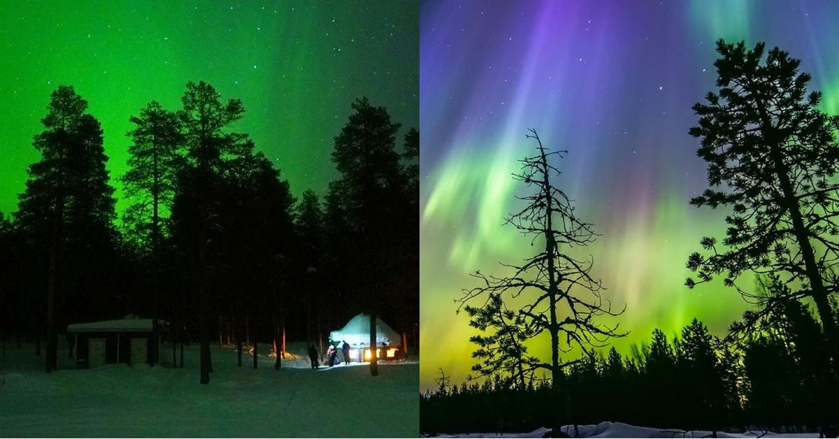 【芬蘭】賞極光推薦的8種方式,芬蘭極光景點、必玩行程體驗都在這,輕鬆來去芬蘭看極光!