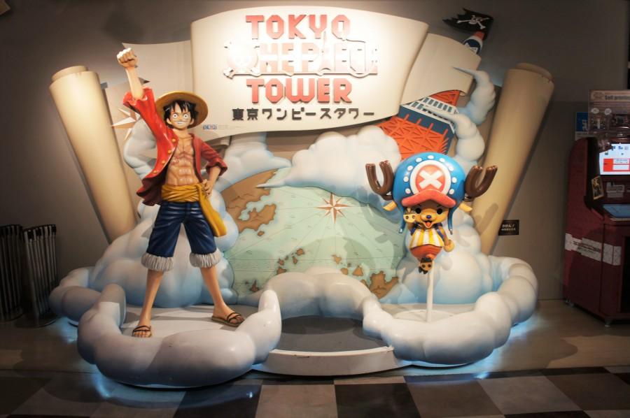 【日本】東京鐵塔海賊王樂園ONE PIECE攻略:門票、交通資訊、園區設施、航海王周邊商品&紀念品總整理