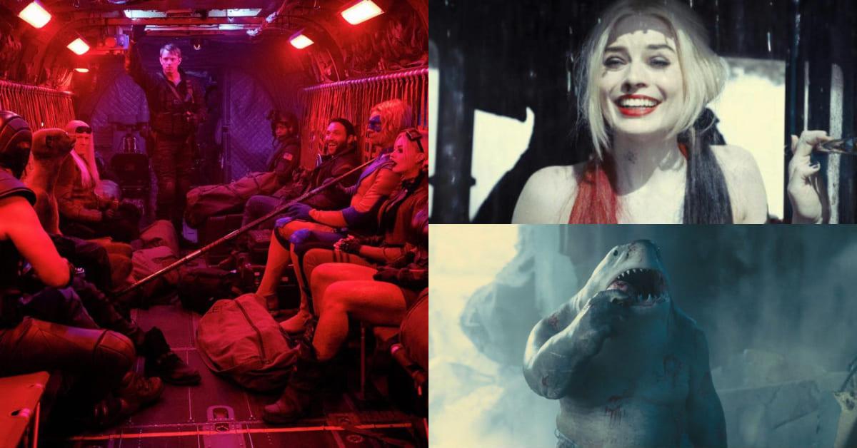 「小丑女」瑪格羅比《自殺突擊隊:集結》限制級登場,最搶鏡「鯊魚王」真實身分竟然是他