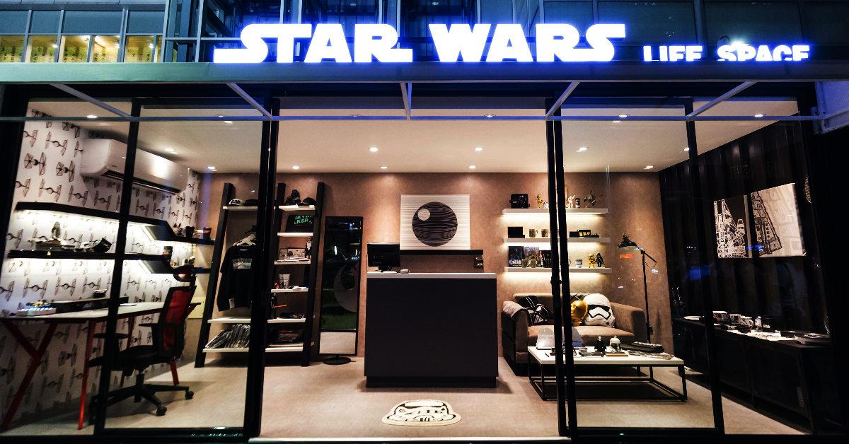 準備好進入星際空間!STAR WARS攻佔誠品,聯名設計商品台灣獨家販售!