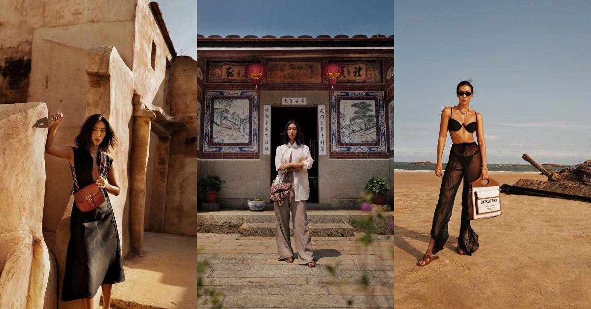金門打卡景點跟著「最強KOL」莫莉走!沙美摩洛哥、粉紅慈湖、海院子民宿,國旅的下一站就是這兒!
