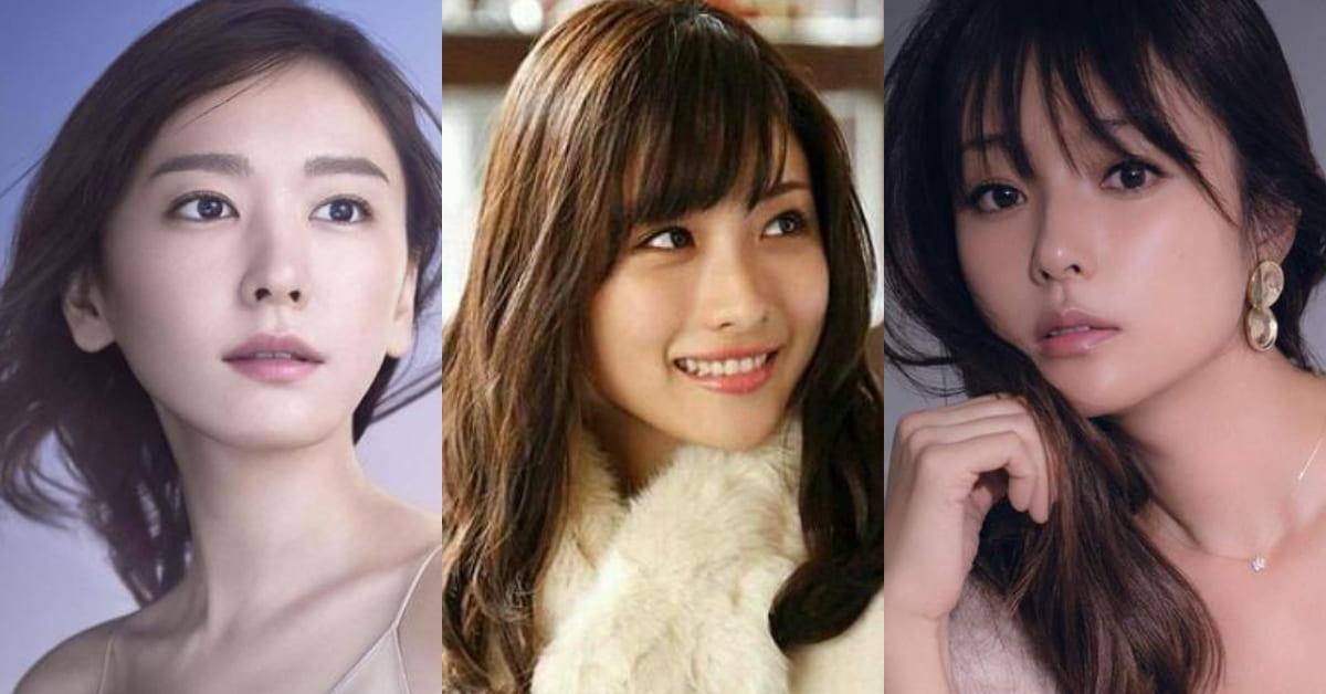 2020日本人氣女演員排行榜 Top10,「這位」擊敗新垣結衣,睽違2年再次勇奪第一